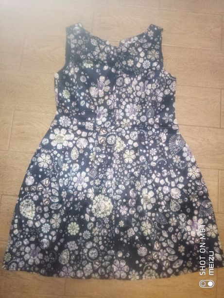Женское летнее платье фирмы Zara