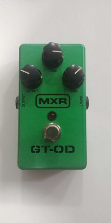 MXR GT-OD efekt gitarowy overdrive