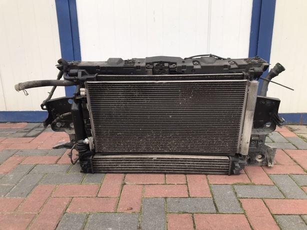 Renault Megane III 1.5 dci 110 Chłodnice / Wentylator
