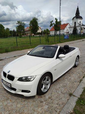BMW 320D M Sport Cabrio E93