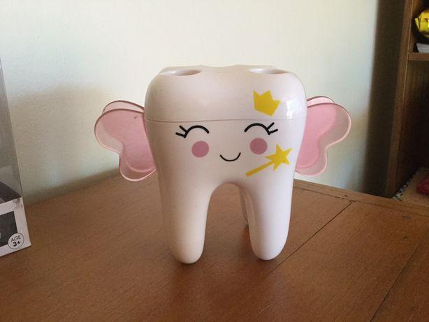 Suporte de escova de dentes
