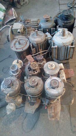 Електро двигатели