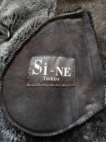 Женская дубленка SI-NE