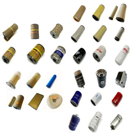 Фильтры, масляные, воздушные, топливные, гидравлический, МТЗ, JOHN DE