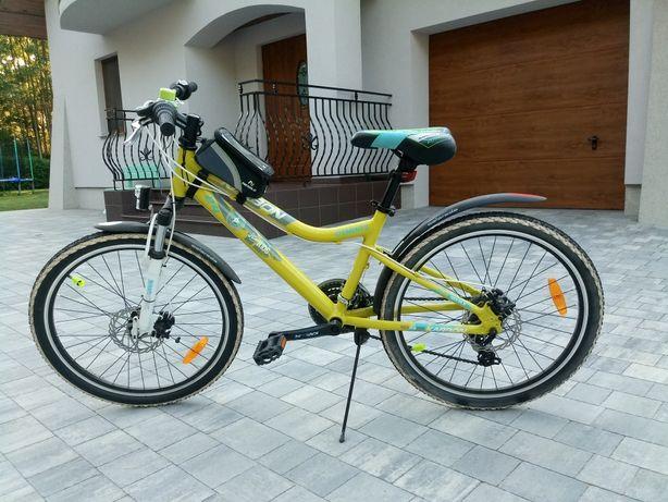 """Sprzedam rower gorski 24"""""""