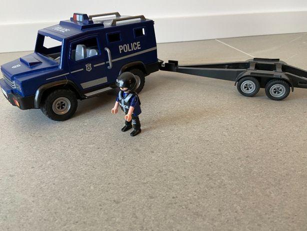 Playmobil Jeep policyjny