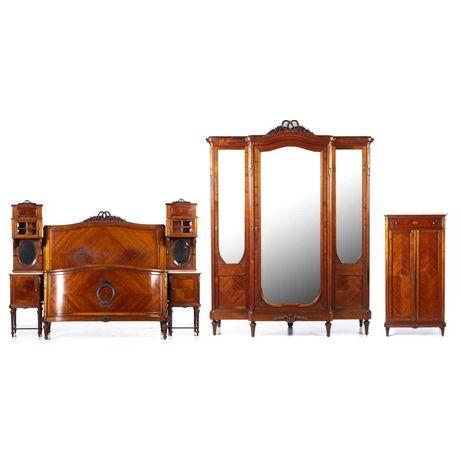 Mobília Quarto Luís XV