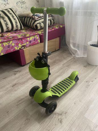 Самокат/детский транспорт