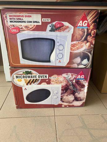 Eletrodomésticos Novos a bom preço