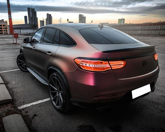 Mercedes GLE C292 Coupe AMG Style Spoiler