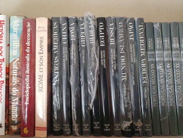 Livros - temas variados