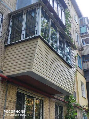 Балкон под ключ скидка 45%