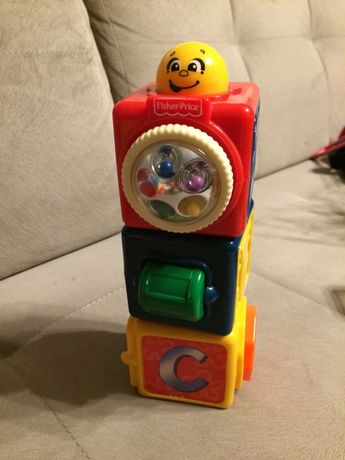 Kosti Fisher Price
