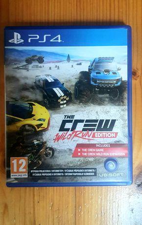 The Crew Wild Run Edition PS4 PS5