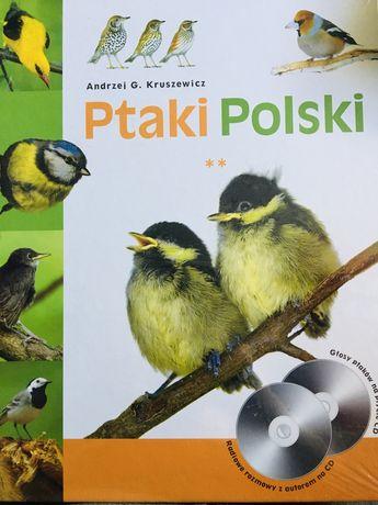 Ptaki Polski  Drugi tom poświęcony grupie ptaków zwanych śpiewającymi.