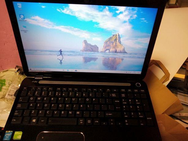 Laptop w super cenie do gier i7 8x3,4ghz/8/250ssd/gt740m-2gb/win 10