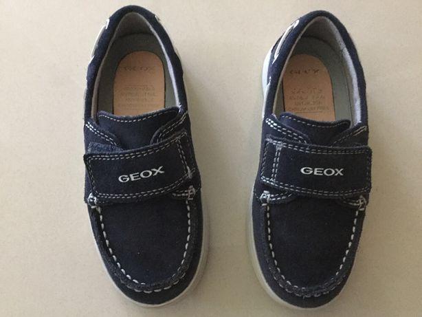 Sapatos de vela geox