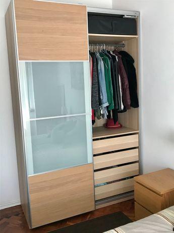 Roupeiro PAX IKEA 150x66x236