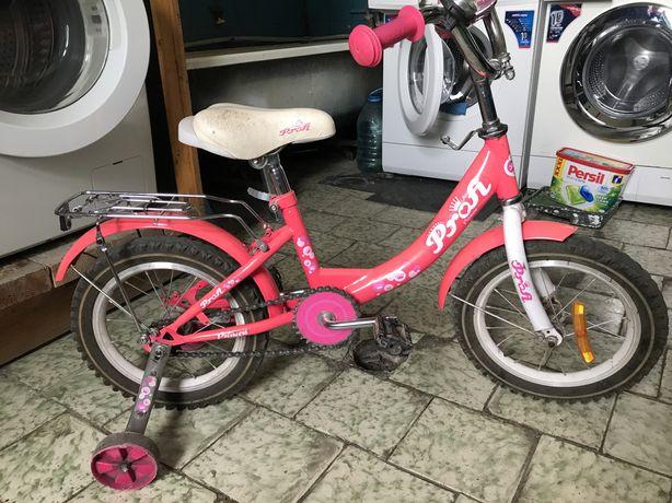 Велосипед от 3-6 лет