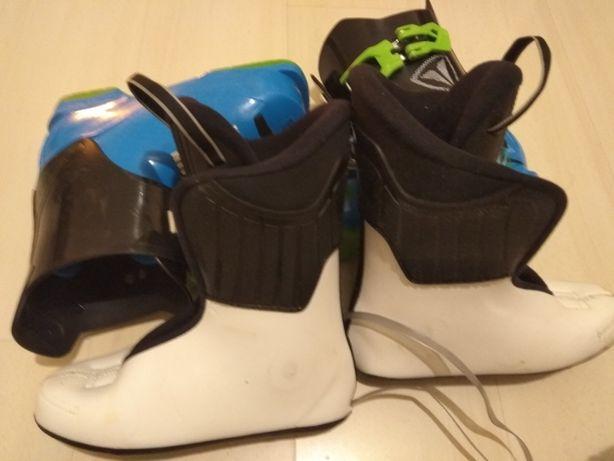 Buty narciarskie Firefly F50 Wkładka 24,5 cm Podgrzewane
