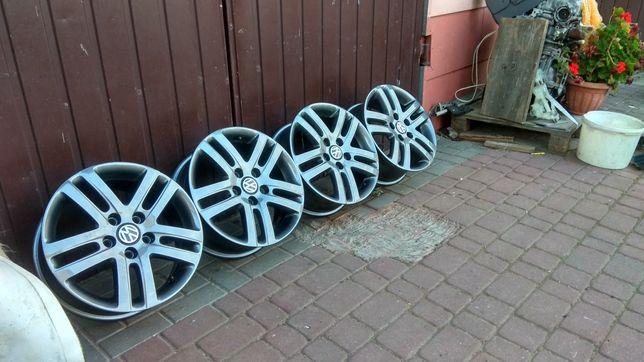 Felgi Aluminiowe VW AUDI SEAT SKODA 16 5x112