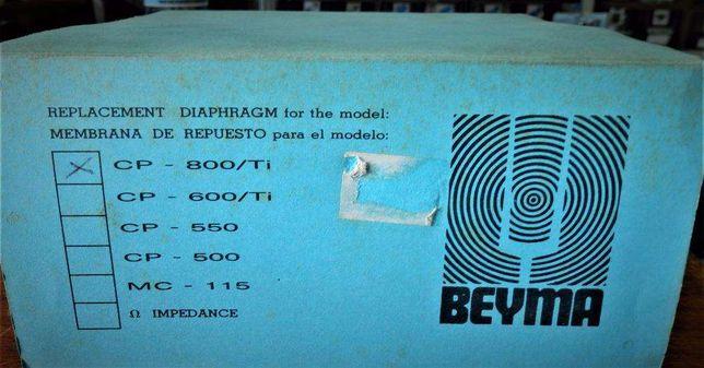 BEYMA membrana CP800-TI