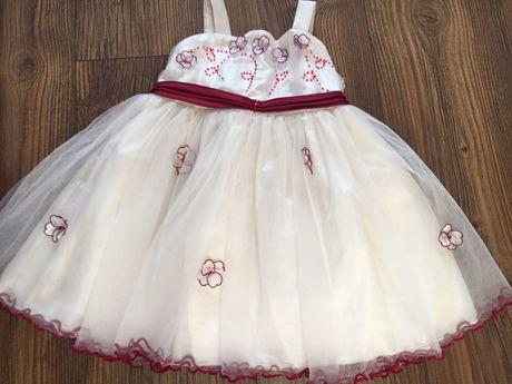 Sukienka na różne okazje wesele roczek