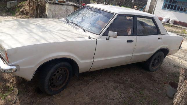 Ford taunus 1979 v6
