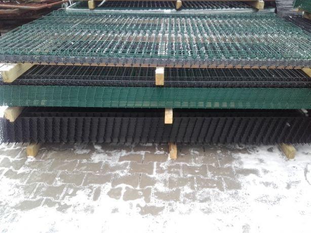 Panel ogrodzeniowy panele ogrodzeniowe cena za 1mb kpl ogrodzenia !!!