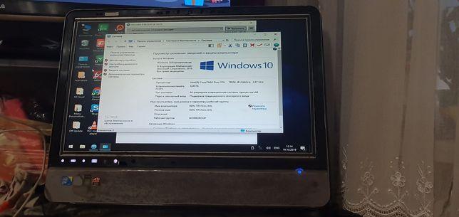 Eee top PC et2203t моноблок
