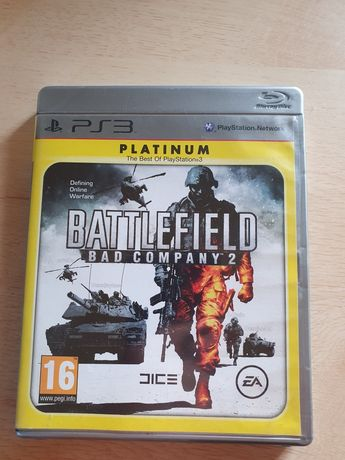 Battlefield Bad Company 2 PS3 (+ VIP code)