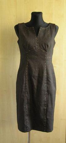 Firmowa elegancka sukienka r. 42/44