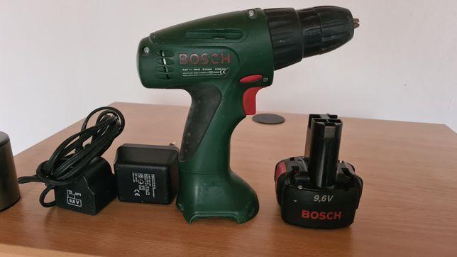 Wiertarko - wkrętarka Bosch PSR 960 Oryginalna ladowarka -- akumulator
