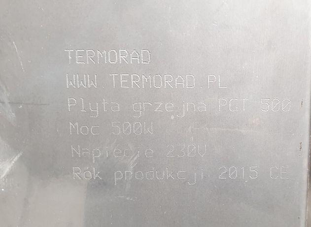 Płyta grzejna PGT 500 W Termoroad