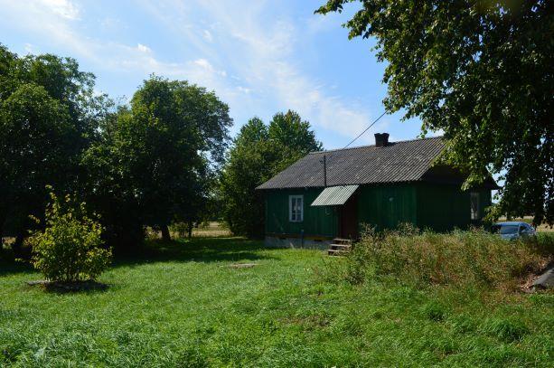 Sprzedam gospodarstwo rolne - gmina Dzwola powiat Janów Lubelski