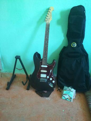 Електро гітара та аксесуари