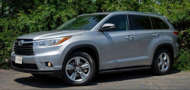 продаж Toyota Highlander 2014 3.5