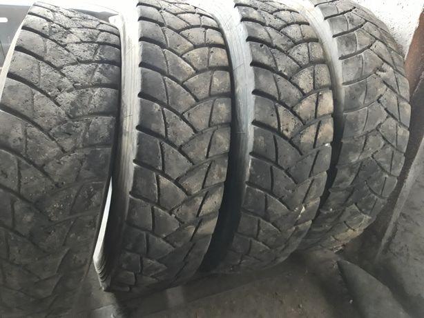 Грузовые шины б/у 13 R22.5