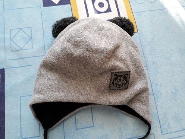 Зимняя шапка 44-46