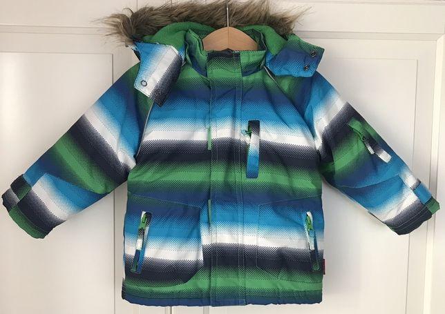 Kurtka zimowa narciarska Name It roz 74cm 6-9m