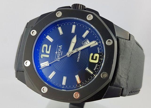 Zegarek meski Davosa model Titanium XL , Automatic , Idealny !