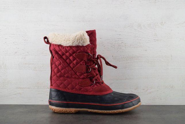 Зимние ботинки Kamik Snowfling. Размер 38