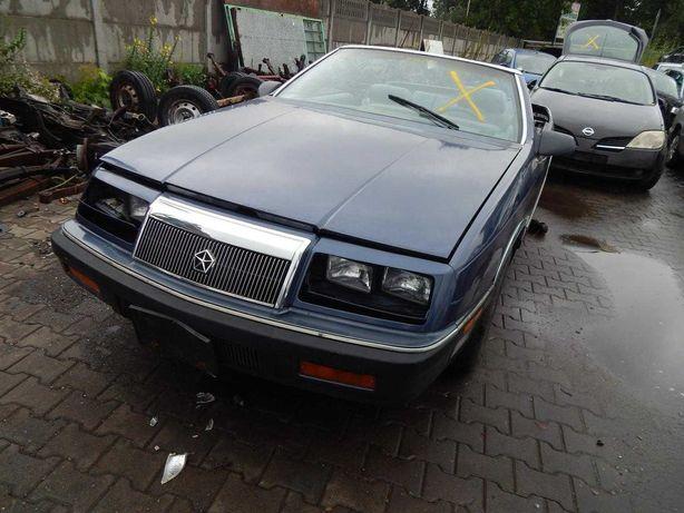 Chrysler LeBaron 2.2 1987r Tylko na części!