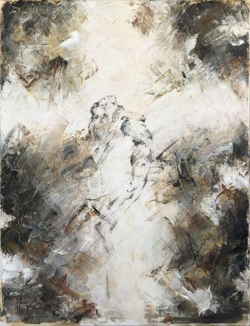картина масло. живопись абстракция