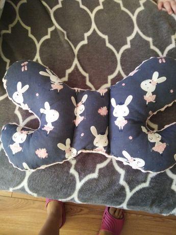 Poduszka motylek dla dziewczynki