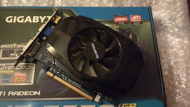 Gigabyte Radeon HD 5670 OC 1GB DDR5