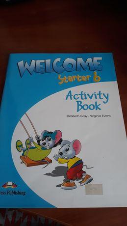 Тетради по английскому для 1 класса Welcome