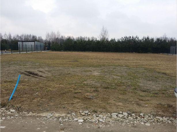 Działka budowlana z pozwoleniem na budowę 1122m2 , Łódź, Mileszki