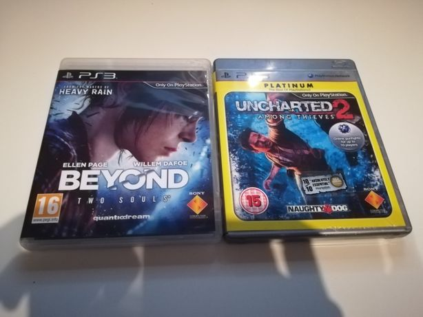 Gry na PS3 Beyond Two Souls Uncharted 2
