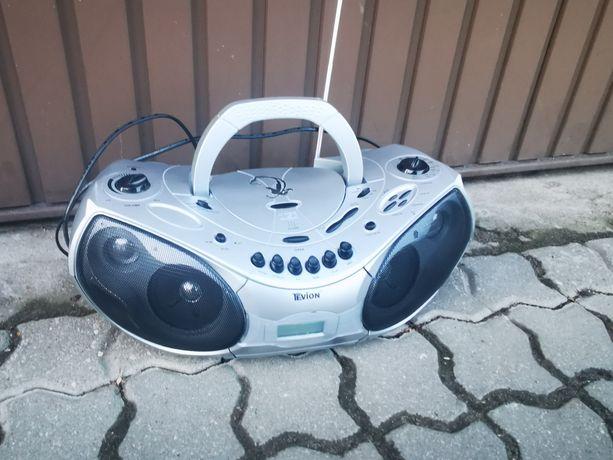 Radio odtwarzacz CD boombox Tevion z niemec